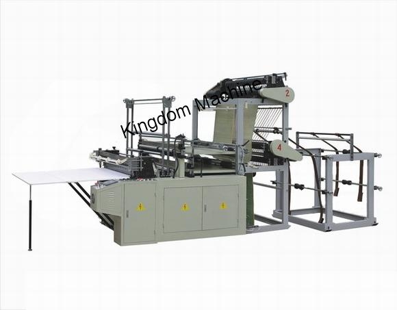 Polythene Nylon Bag Cutting Machine