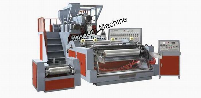 Automaitc winder stretch film machine