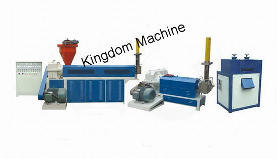 Plastics Recycling Machine